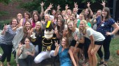 Incoming VUSN students driven to make a difference