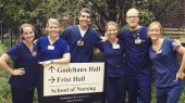 Diverse opportunities, degrees draw School of Nursing students
