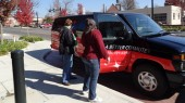 Vanpools help employees slice commuting costs