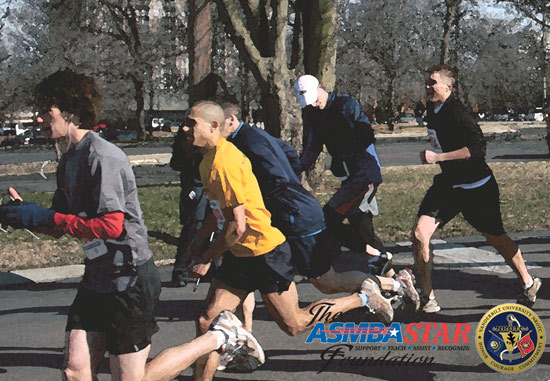 The inaugural Run for Our Veterans 5K is scheduled for March 23. (Photo courtesy Vanderbilt NROTC)
