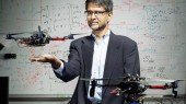 Engineering's Hall Lecture to feature tiny flying robots Oct. 12