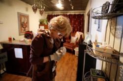 "The Vanderbilt Child and Family Center sponsored a ""virtual dementia tour"" April 22."