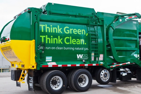 how to become a garbage man for waste management