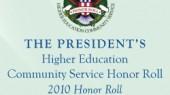 Vanderbilt University receives national recognition for community service