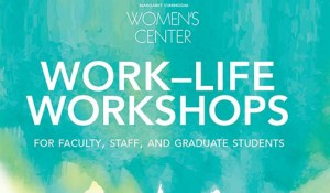 Photo for Women's Center presents Work-Life Workshop on working parents Oct. 23