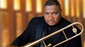 Jazz trombonist Wycliffe Gordon visits Blair Tuesday for master class and performance