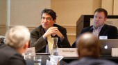 Chancellor addresses university presidents at ACE meeting