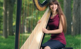 A Talent that Resonates: Pre-college student Amy Thompson writes and performs with remarkable maturity