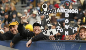 Our favorite photos from the BBVA Compass Bowl