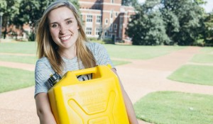 Senior Anna Watt raises funds to bring clean water to the Sahel region in Africa