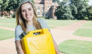 Senior Anna Watt raises funds to bring clean water to the Sahel region in Africa