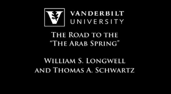"The Road to the ""Arab Spring"": The Changing Arab World and American Reactions"