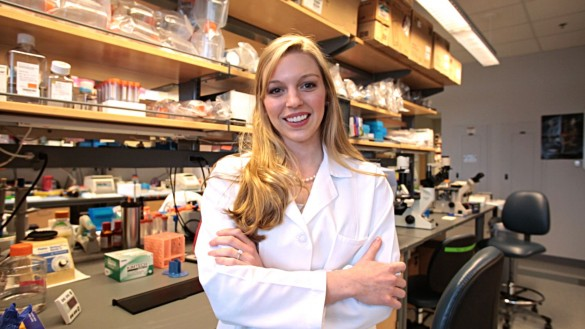 Ariel Helms: Searching for a diabetes discovery