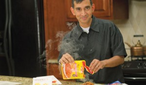 Pressure Cooker: Bappa Mukherji, MBA'95, JD'95, is looking to bag the next big thing in the food industry