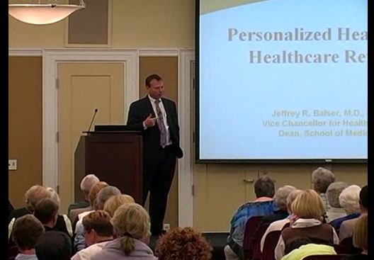 Video: Personalized Medicine and the Future of Health Care