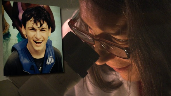 VUCast Extra: One mom's race for a cure for son's rare disorder