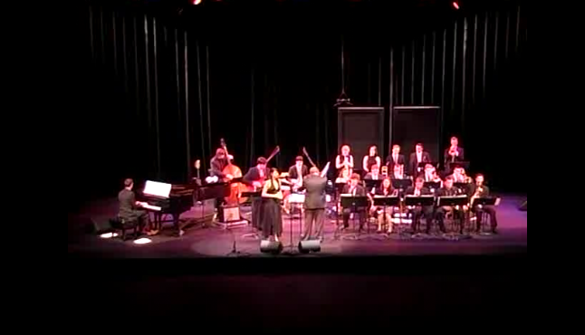 Watch: Blair Big Band
