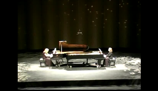 Watch: Blair Piano Faculty Signature Series Recital