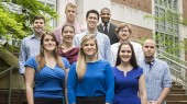 Philanthropy allows professional student to lead at Divinity and Law schools