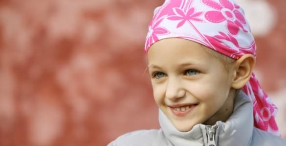 Girl wearing scarf