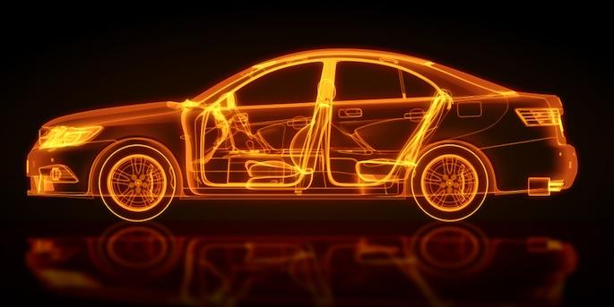 car x-ray
