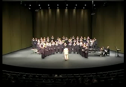 Watch: Blair Chamber and Concert Choirs
