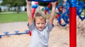 Young children engage in physical activity in short spurts; preschoolers take 11 hours to attain daily exercise levels