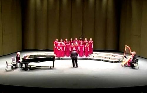 Video: Blair Children's Chorus