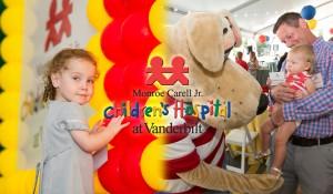 Monroe Carell Jr. Children's Hospital Holds Construction Expansion Celebration