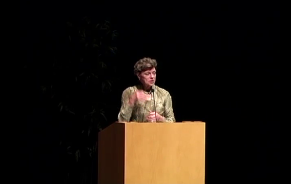 "Cokie Roberts: ""Insiders' View of Washington, D.C."""