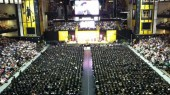 Vanderbilt honors top graduates during Commencement