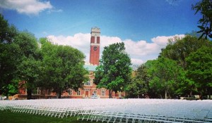 Follow the fun of Commencement as it unfolds on social media