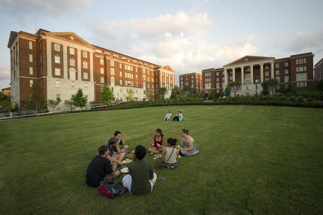 The Ingram Commons  John Vanderbilt University Commons