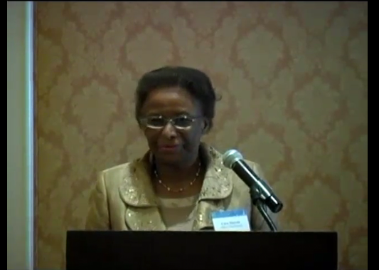 Cora Marrett: National Science Foundation Regional Grants Conference