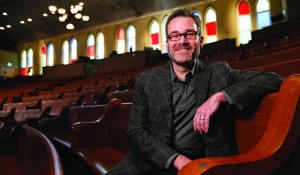 "Co-creating TV's hit show ""Nashville"" is just part of Steve Buchanan's lifework"