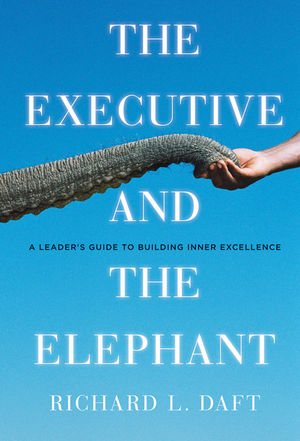 How controlling your 'inner elephant' will make you a stellar executive