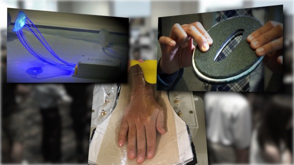 Engineering students design low-cost health care devices