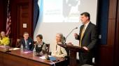 Erik Carter serves as expert speaker at Congressional briefing