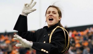 10 questions with Erin Elgass, the field commander of the Spirit of Gold Band