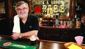 Going Green: An Owen professor brings a bit of Ireland to Tennessee