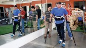 Engineers create exoskeleton