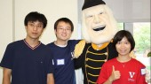 Apply to be a First Friend to an international student; deadline is Sept. 8