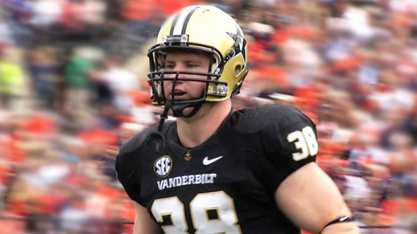 Vanderbilt football player gets pioneering microsurgery