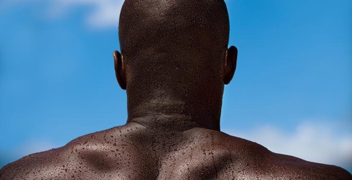 photo of man