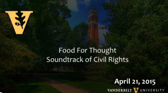 The Soundtrack of Civil Rights