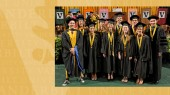 Vanderbilt University honors top students during Commencement
