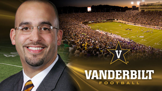 Video: James Franklin interview with Joe Fisher