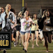 Vanderbilt students kicked off Giving Day at midnight with the Gold Dash.