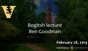 "Lenn E. Goodman: ""Love: Does God Make a Difference?"""