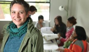 The Language of Survival: A Peabody alumna establishes ESL to Go program to help Nashville area refugees